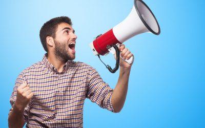 Come superare la paura di Parlare Inglese in Pubblico, in 10 semplici mosse.